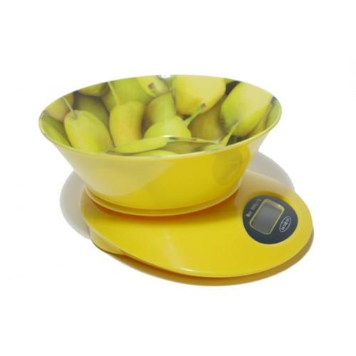 Cuisine cadran chelle num rique jaune cuisine utile for Echelle de cuisine