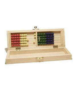 Caja de làpices ábaco