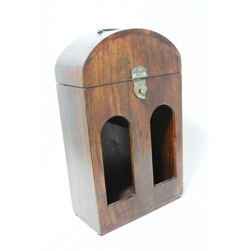 Caja botellero Doble