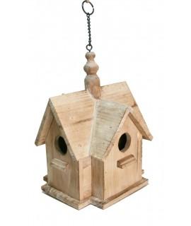 Casita nido para pájaros