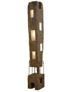 Lámpara de pié  Primitiva