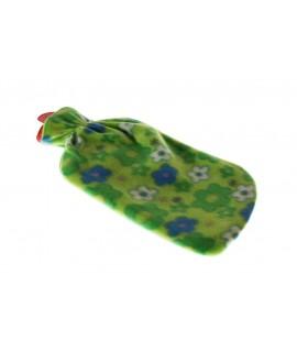 Bolsa de agua caliente verde