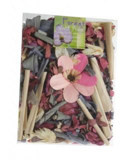 Flores secas aromáticas