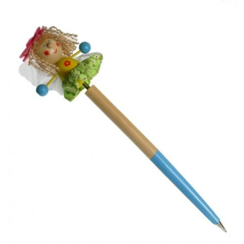 Bolígrafo Infantil de madera Hadas