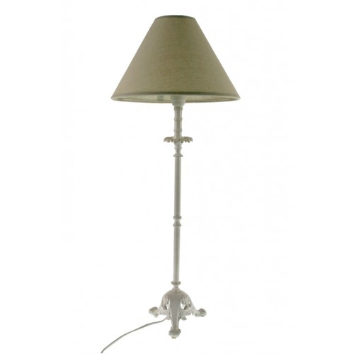 Lámpara de mesa  metal alta