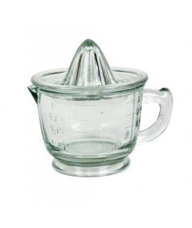Exprimidor de vidrio
