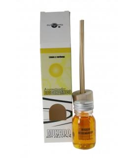 Perfumador Mikado aroma Limon y Verbena