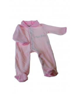 Pijama Infantil color rosa