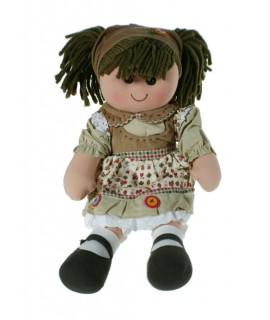 Muñeca de tela Sonia
