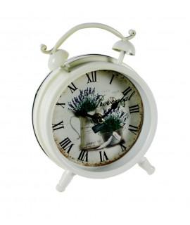 Reloj de sobremesa Lavanda