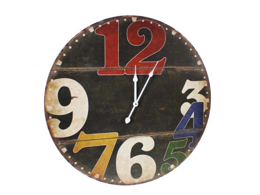 Reloj de pared madera - Reloj pared madera ...