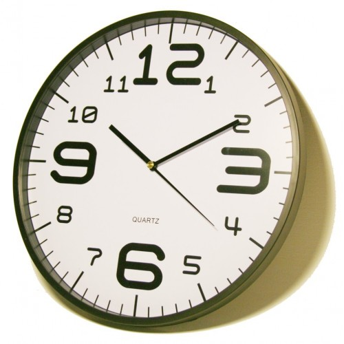 Reloj números grandes