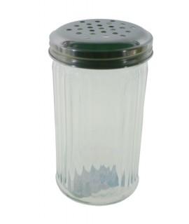 Salero de vidrio