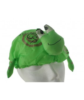 Gorro Ducha Infantil color Verde