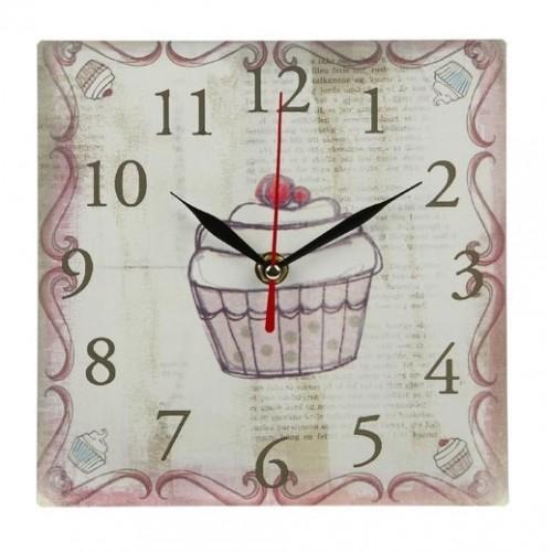 Reloj de pared Cupcakes