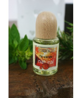 Esencia natural 100% de Té Verde perfume de ambiente