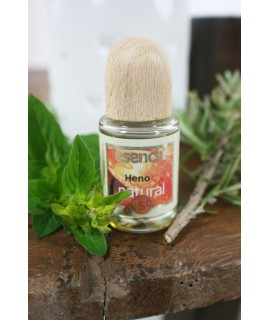 Parfum d'ambiance 100% foin naturel