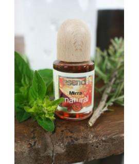 Esencia natural de aroma Mirra perfume de ambiente