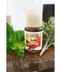 Esencia natural aroma de Ruda en frasco perfume de ambiente. Frasco: 16 ml.