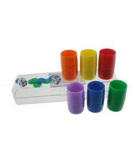 Accessoris de parxís per a 6 jugadors.