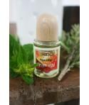 Esencia natural aroma de Nenúfar en frasco perfume de ambiente. Frasco: 16 ml.