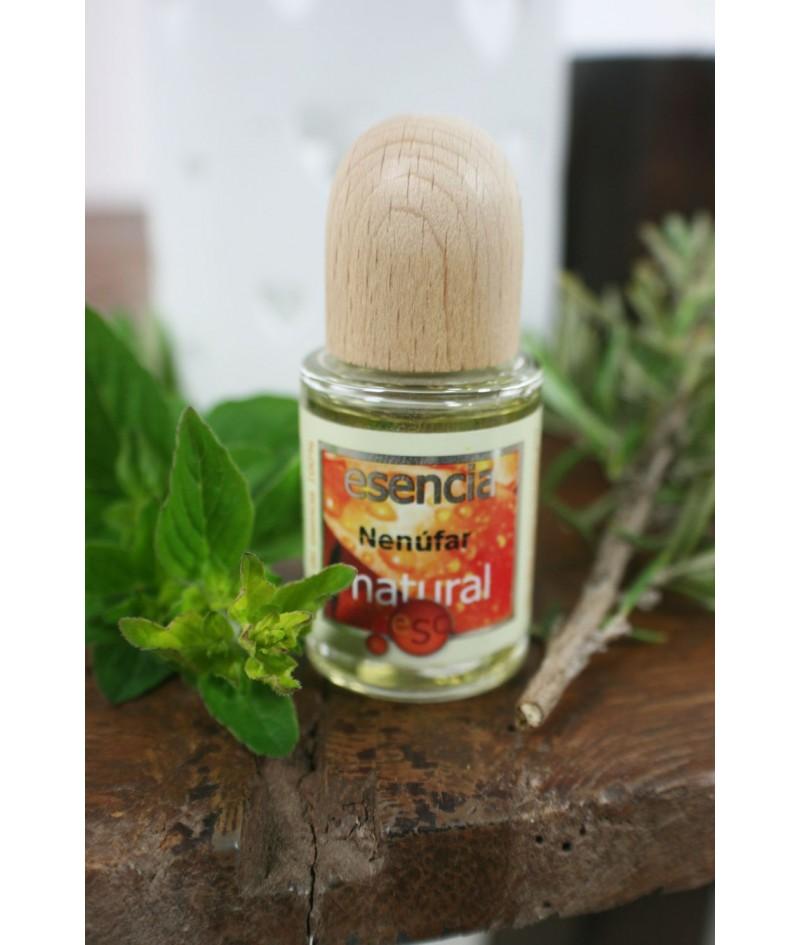 Esencia natural aroma de Nenúfar perfume de ambiente
