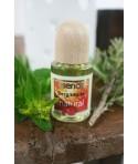 Esencia natural aroma de Bergamota en frasco perfume de ambiente. Frasco: 16 ml.