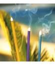 Arôme d'encens de qualité santal pour une utilisation intérieure et extérieure