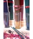 Varitas incienso PAPAYA aroma artesanal. Sticks de 32 cm.