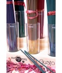 Varita incienso ROMERO aroma artesanal se sirven por unidad. Sticks de 32 cm.