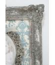 Marco decorativo con portafotos de estilo romántico
