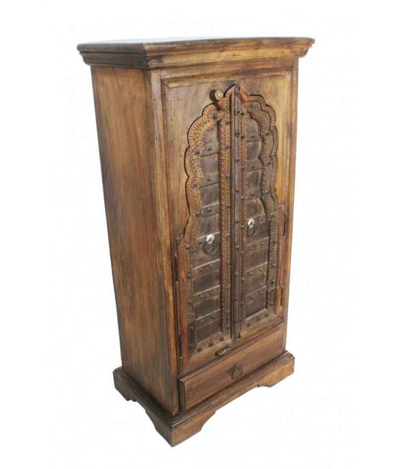 Armario de la India madera palisandro decoración rústica