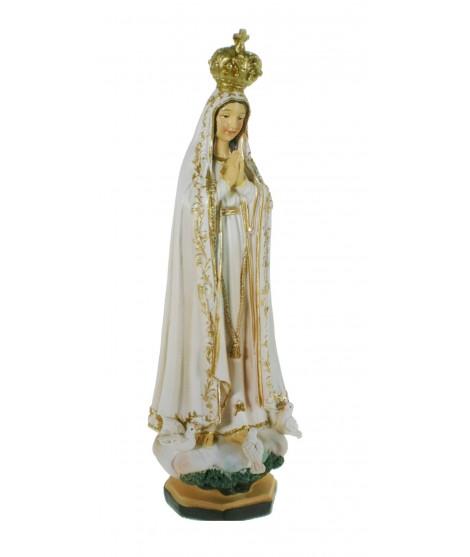 Figura religiosa Virgen de Fátima