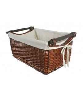 Corbeille à pain pour le repassage des vêtements organisation de la maison
