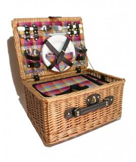 Cesta picnic Retro
