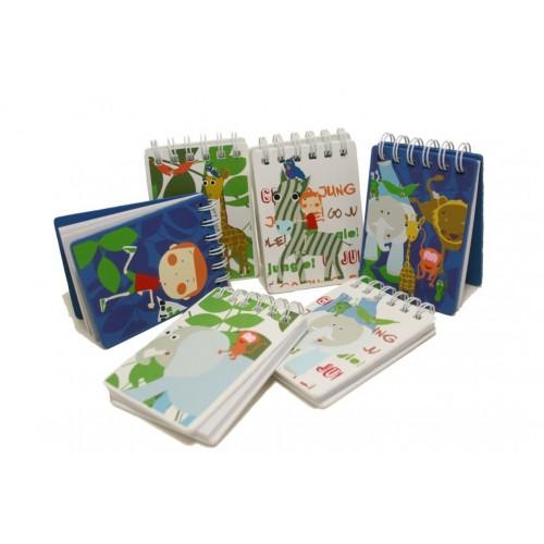 Libreta Notas Infantil