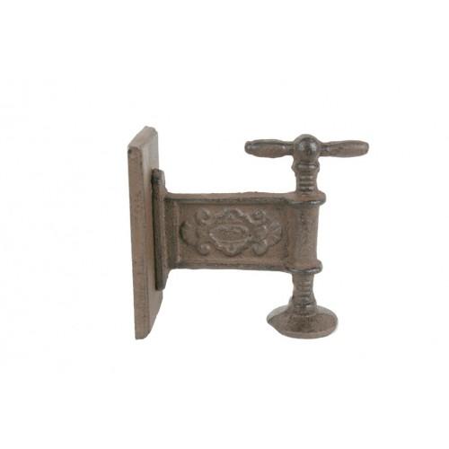 Sujetalibros de hierro colado