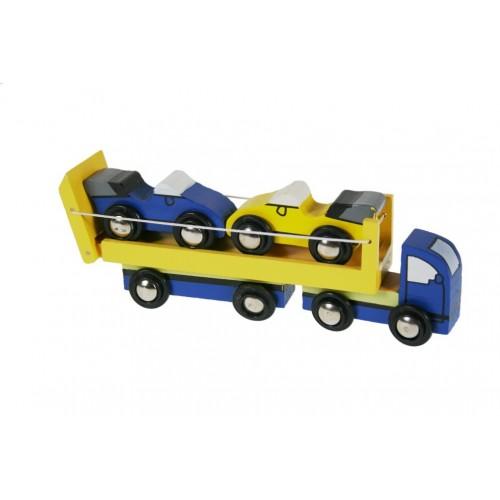 Camión de Madera Pequeño