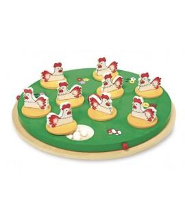 Joc de fusta per a 2-5 jugadors buscar 5è ou