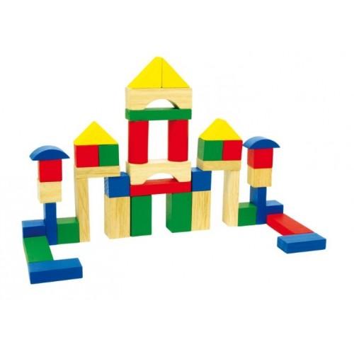 Cubo de Construcción Madera Lucas