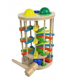 Torre de Golperar de Madera