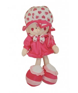 Muñeca de Tela Emily