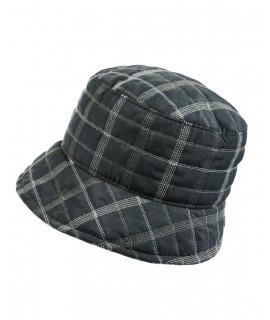Chapeau d'hiver imperméable pour la pluie mode femme couleur grise cadeau idéal pour la fête des mères