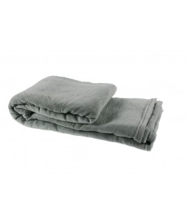 Manta bàsica color gris