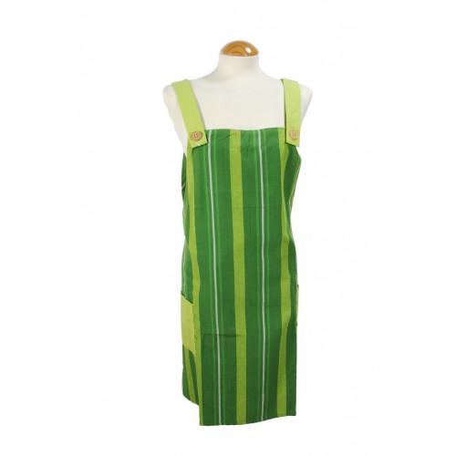 Delantal Doble Cara color Verde