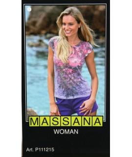 Pijama massana verano Señora TALLA XL