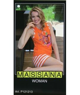 Massana Pyjamas été Lady TAILLE XL