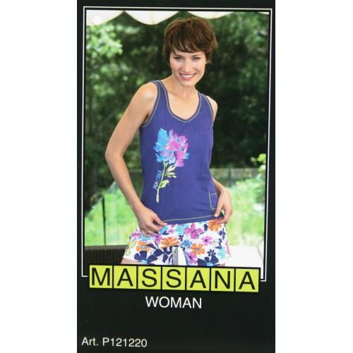 Pijama massana verano Señora TALLA L