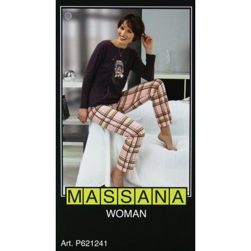 Pijama massana de Invierno Señora TALLA S