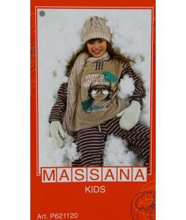 Hiver Pyjamas Fille massana TAILLE 14